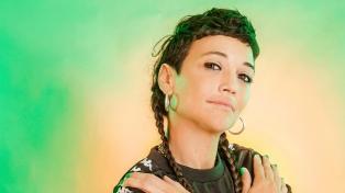 """Sol Pereyra regresó de México para mostrar su nuevo disco, """"Resisto"""""""