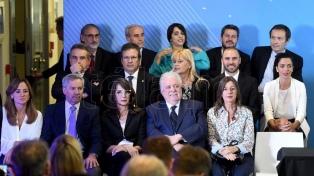 Fernández defendió a su gabinete y anunció la prórroga del presupuesto