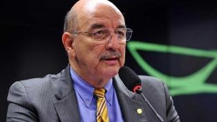 """""""Mantener el diálogo abierto"""", pidió el enviado de Bolsonaro a la asunción de Fernández"""