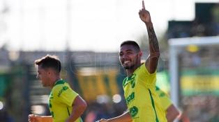 Defensa y Justicia hundió a Godoy Cruz en el último partido del año