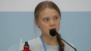 """Greta Thunberg: la emergencia climática no """"es un problema futuro, nos está afectando ya"""""""