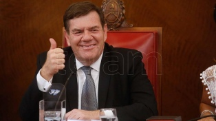 """Montenegro: """"Todo lo que sea gobernabilidad para Kicillof lo apoyaremos"""""""