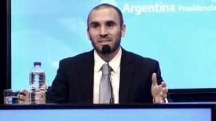 Guzmán pidió la emergencia para negociar con el FMI