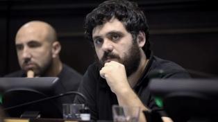 Tignanelli, cercano a Máximo Kirchner, presidirá el bloque del Frente de Todos