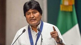 """Evo Morales se retracta de su propuesta de crear """"milicias populares"""""""