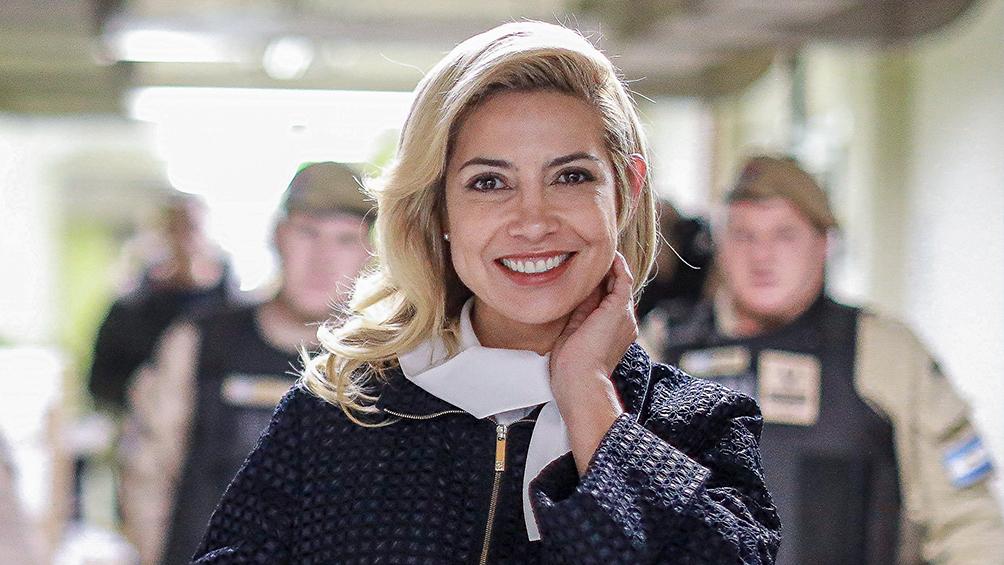 Fabiola Yañez se encontrará en el Vaticano con el papa Francisco