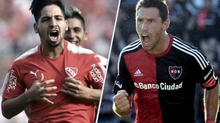 Independiente cayó ante Newell's