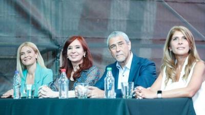 Cristina Fernández consideró que en Argentina hay que