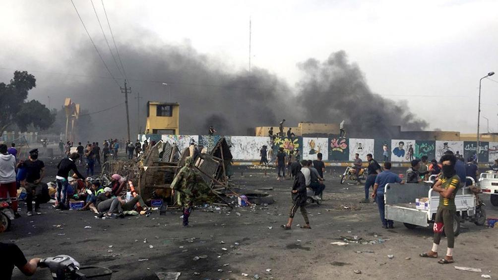 Amnistía Internacional asegura que son más de 300 los muertos por la represión