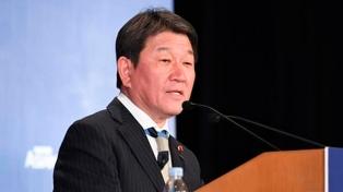 """Japón, """"preocupado"""" por la situación del Mar de China"""