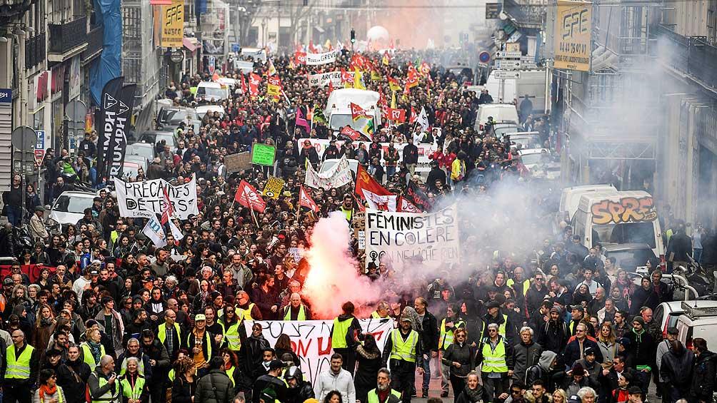 La huelga de transportes se encamina a ser la más extensa de la historia