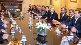 El gobierno nacional y las provincias firmaron una modificación al Pacto Fiscal de 2017