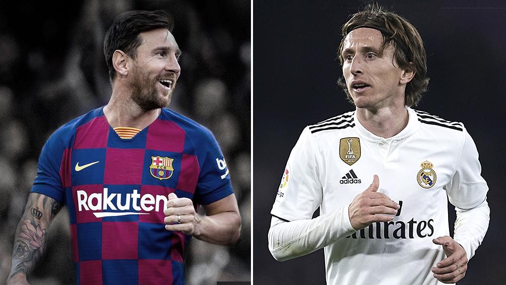 Barcelona y Real Madrid juegan un clásico postergado