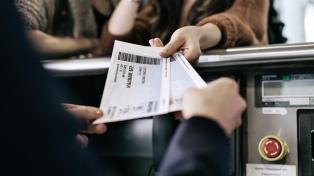 Aseguran que se incrementó más de 100% la venta de viajes al exterior