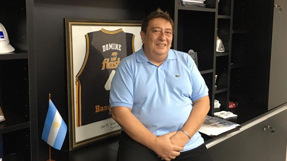 Borro asume la presidencia de la Confederación Argentina de Básquetbol
