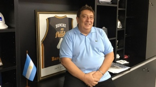 Borro asumió la presidencia de la Confederación Argentina de Básquetbol