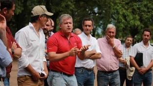 Productores agropecuarios del NOA y NEA realizan un paro por 48 horas