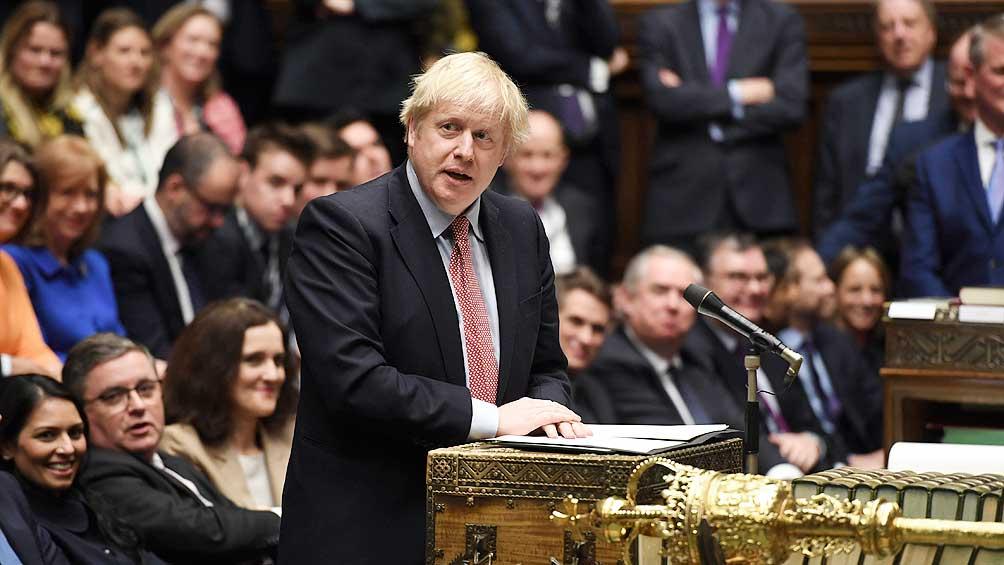 Boris Johnson dice que su país puede
