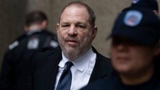 Comienza el juicio por abusos sexuales contra Harvey Weinstein