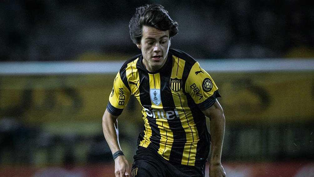 Riquelme elogia a la nueva joya de Peñarol de Montevideo