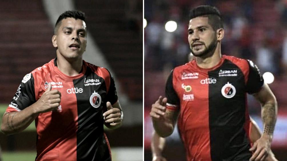 Matías Pérez García y Jonathan Agudelo se incorporan a Gimnasia