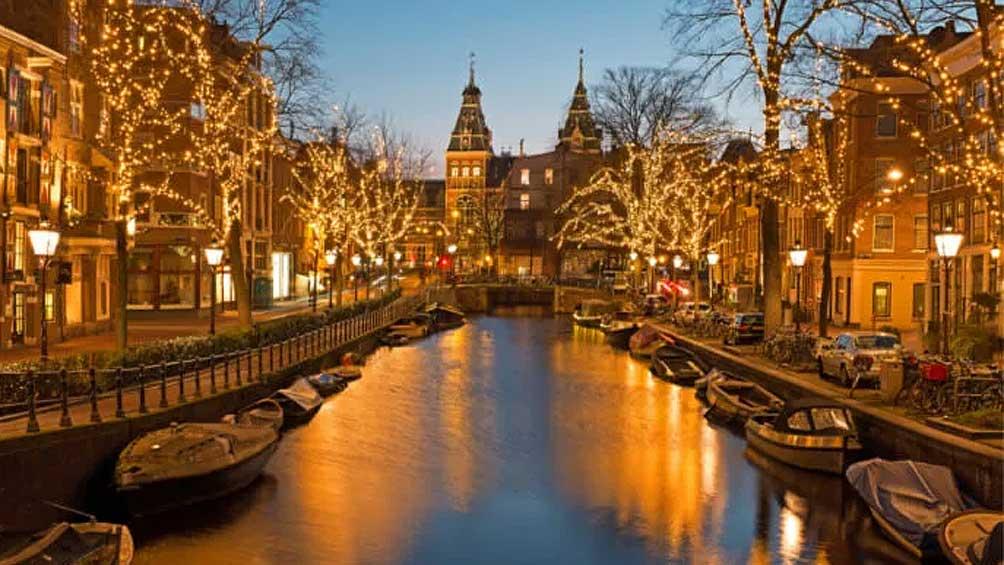 Holanda pasará a llamarse exclusivamente Países Bajos