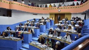 La Legislatura aprobó por unanimidad la emergencia económica