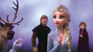 """""""Frozen II"""", la película de animación más taquillera de la historia"""