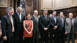 Juraron dos nuevos integrantes del Consejo de la Magistratura