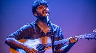 El riojano Juan Arabel, ganador argentino del Premio Ibermúsicas a la Canción 2019