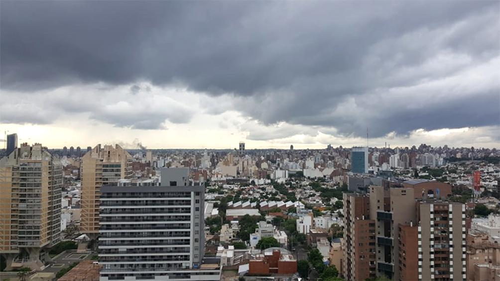 Tormentas aisladas y una máxima de 26 grados en la ciudad de Buenos Aires