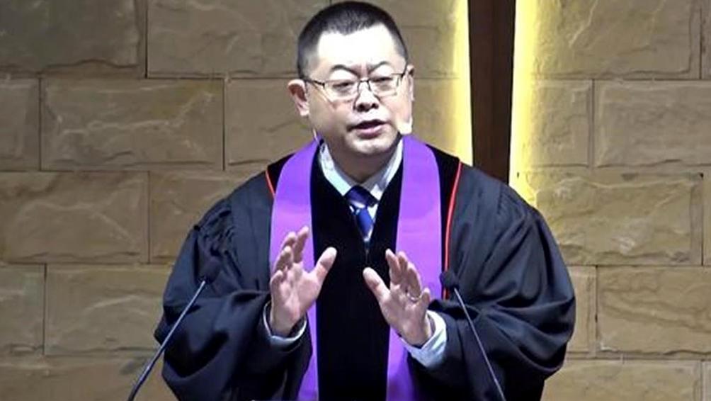 Condenan a nueve años de cárcel a un pastor crítico con el Partido Comunista chino
