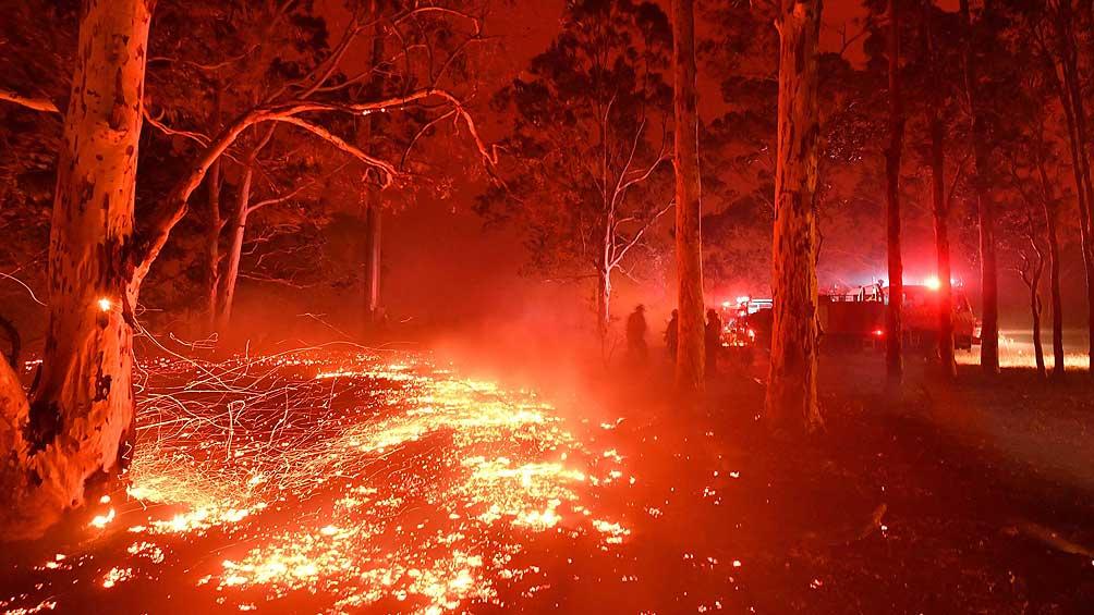 Asciende a 16 el número de muertos por los incendios