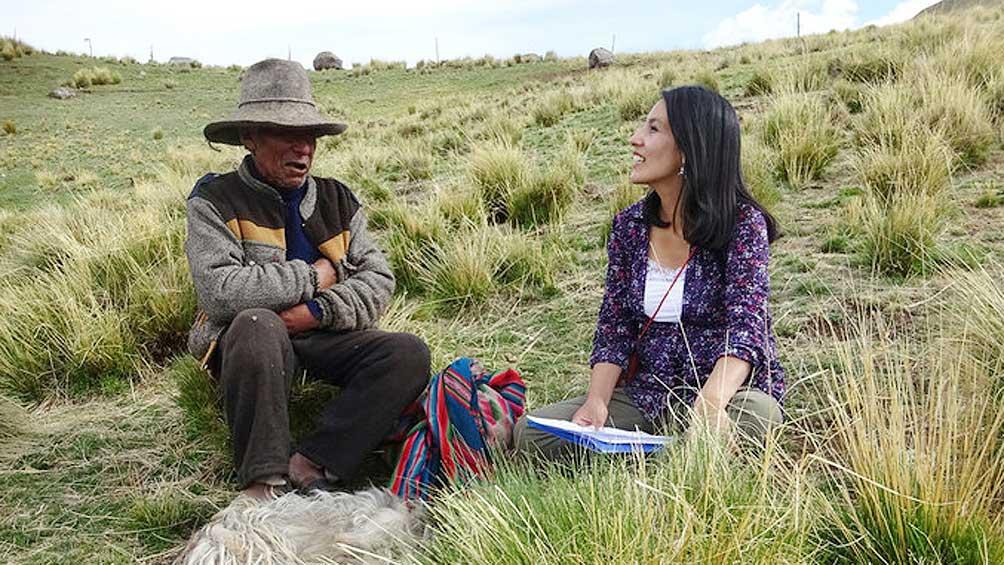 La ONU valoró el ingreso del quechua al mundo académico gracias a una activista peruana