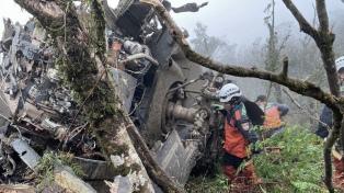 Murió el jefe del Estado Mayor del Ejército en accidente de helicóptero