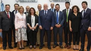González García dijo que trabajarán para reducir la desigualdad