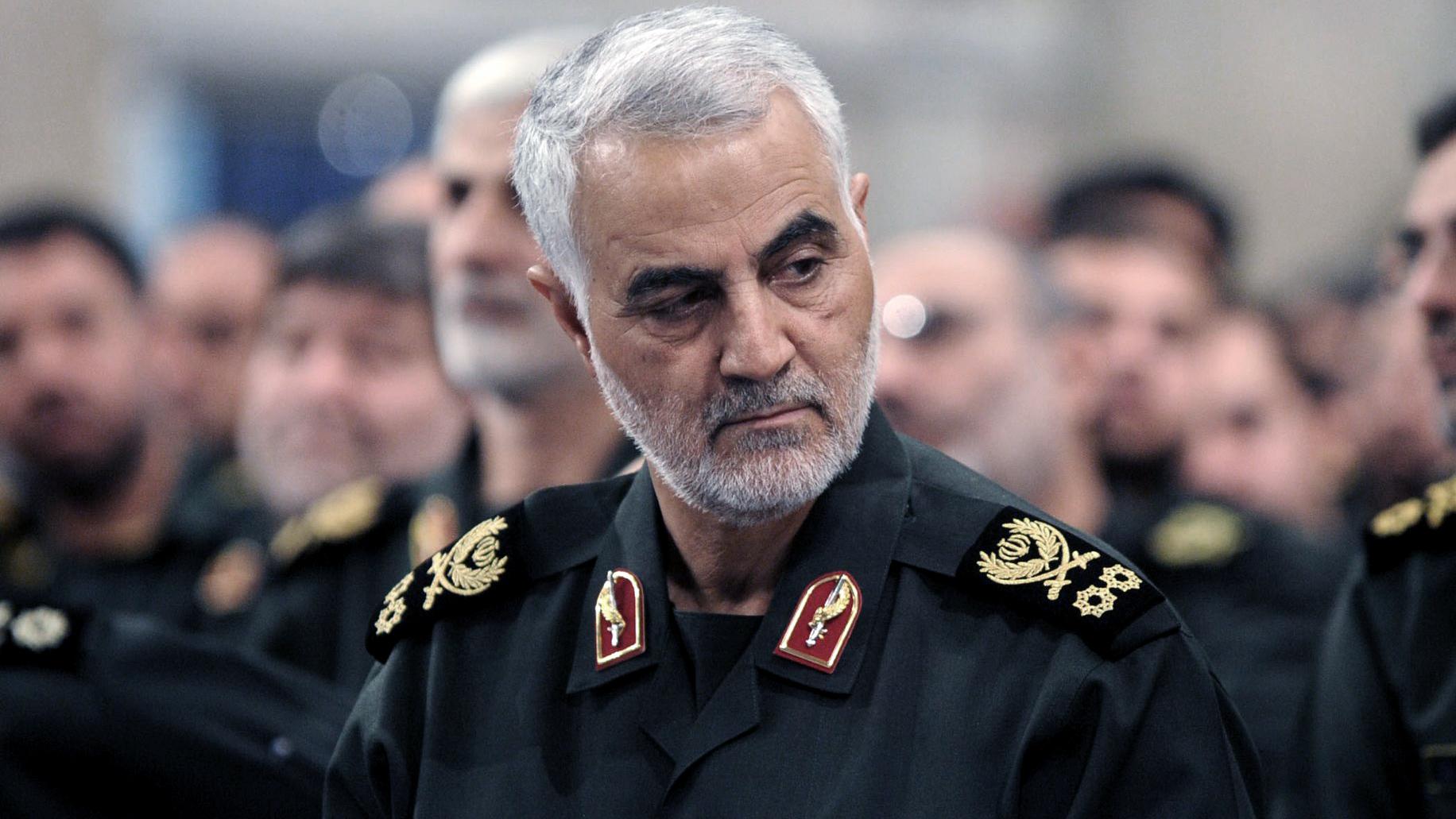 Analizan 13 escenarios para vengar el asesinato de Soleimani