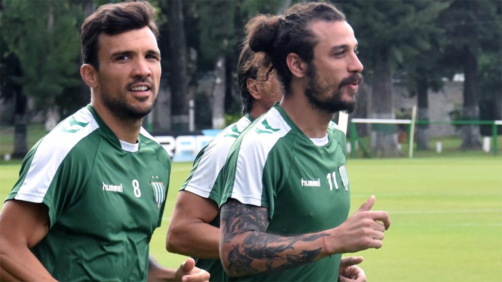 El plantel de Falcioni arranca su pretemporada con Daniel Osvaldo