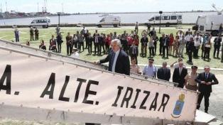 Fernández reafirmó la soberanía sobre Malvinas al cumplirse 187 años de la usurpación británica