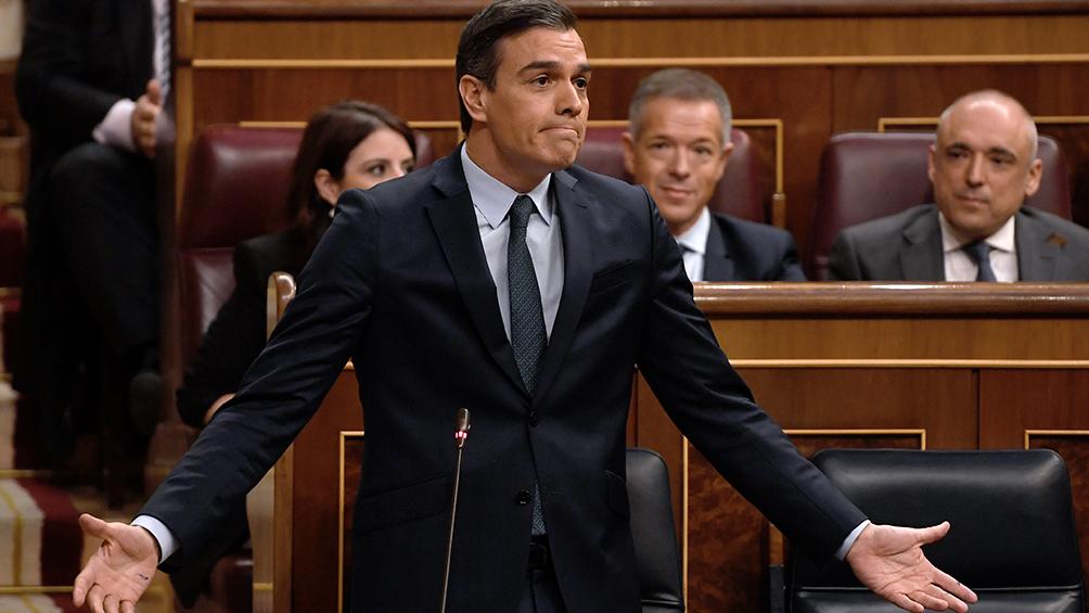 Sánchez no logra la mayoría en el Congreso y deberá esperar al martes