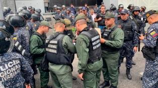 Amnistía Internacional critica las amenazas contra diputados opositores