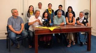 La coalición sindical abandonó el diálogo con el Gobierno por no recibir respuestas