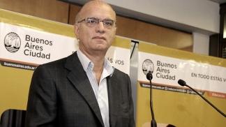 Néstor Grindetti, intendente de Lanús