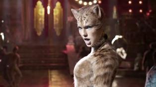 """""""Cats"""" llega al cine y se suma a la lista de títulos que nacieron en los escenarios"""
