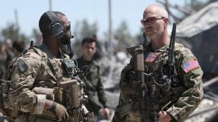 Cuatro cohetes golpean una base iraquí con tropas de EEUU y hieren a cuatro militares iraquíes
