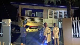 Un muerto y toda la isla sin luz tras un terremoto de 6,6 grados