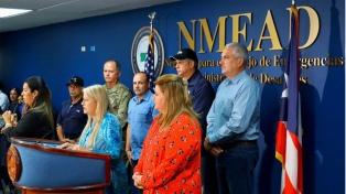 Declaran el estado de emergencia tras el sismo de 6,4 grados que dejó a la isla sin luz