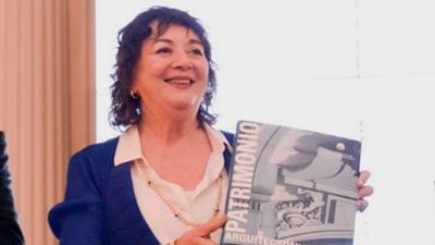 Diana Saiegh es la nueva directora del Fondo Nacional de las Artes
