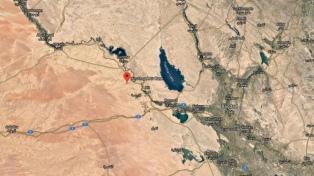 Irán lanzó misiles contra una base de EE.UU. y advirtió que fue el comienzo de su venganza