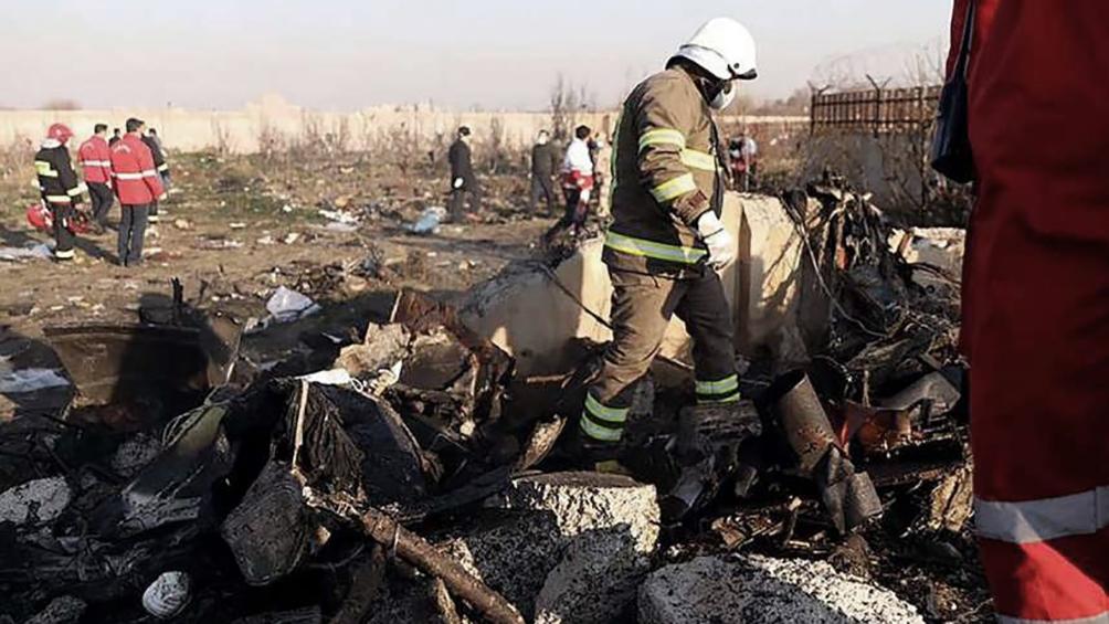 Se estrelló un avión de una compañía ucraniana y murieron todos sus ocupantes